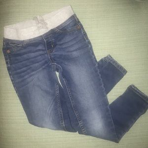 Justice Jeggings Size 8